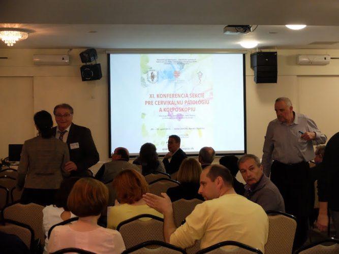 XI. konferencia Sekcie cervikálnej patológie akolposkopie SGPS<br />[2016]